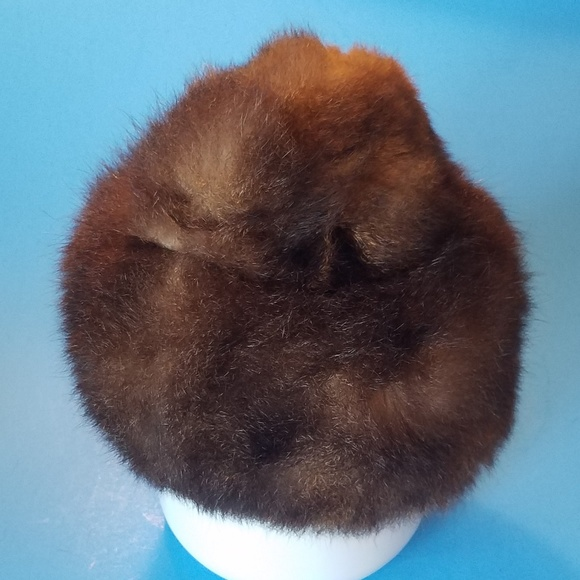 ddc8ba19730226 Other | Vtg Opossumrabbit Fur Cossack Hat New Zealand | Poshmark